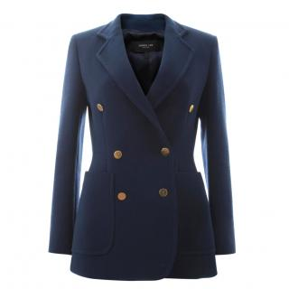 Derek Lam Collection Tailored Wool Double Breasted Jacket