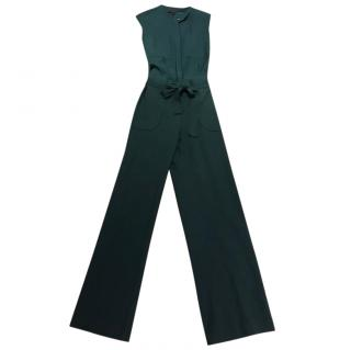 Belstaff Dark Green Jumpsuit