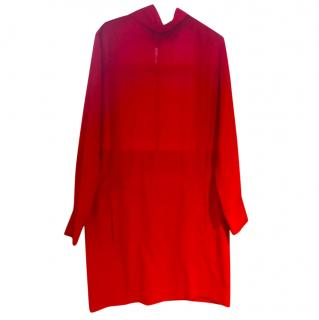 See By Chloe Red Dress