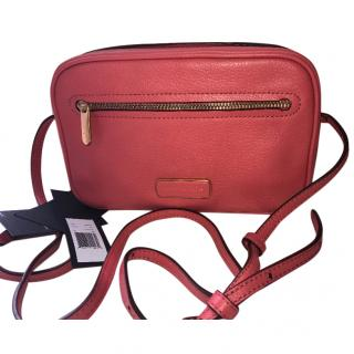 Marc by Marc Jacobs Rose Blush Sally Leather Crossbody Bag