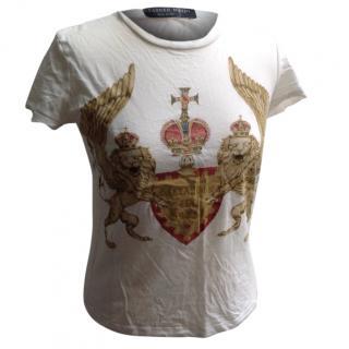 Alexander McQueen Crest T-Shirt