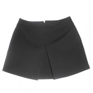Vince Black Mini Skirt