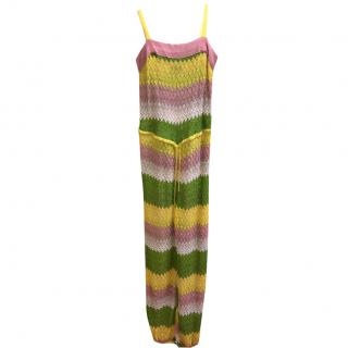 Missoni Beach Jumpsuit