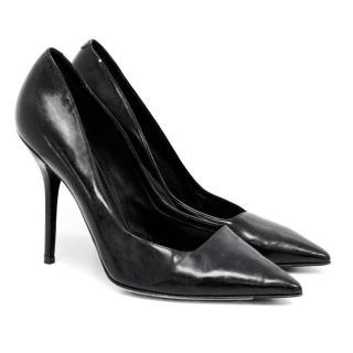 Dolce & Gabbana Pointed Black Kate Pumps