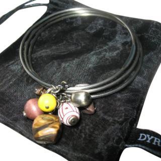 Dyrberg/Kern Bracelet with Pendant