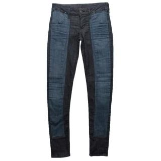 Citizen Of Humanity Two Tone Jeans