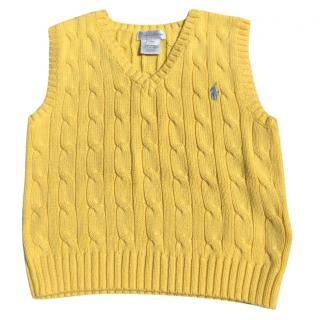 Polo Ralph Lauren Boys Cable knit sweater