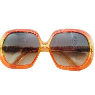 Christian Dior Retro Sunglasses