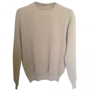 Prada Beige Pullover