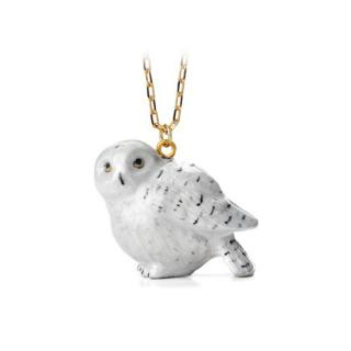 Aspinal of London Owl Necklace