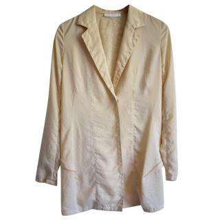 Nicole Farhi Cream Summer Jacket