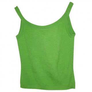 Valentino Boutique Green Top