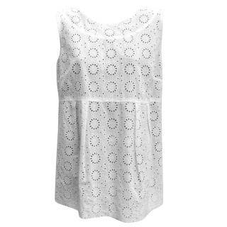 Vera Wang Lavender Label Cotton Top