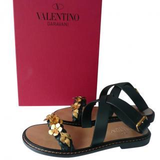 Valentino Embellished Sandals