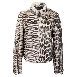 Tom Ford Rabbit Fur Jacket