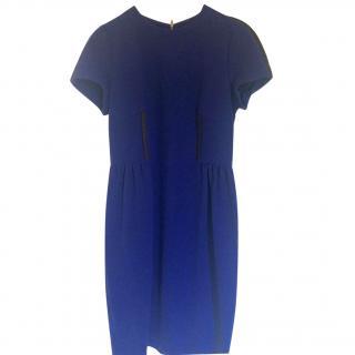 Tara Jarmon Blue Dress