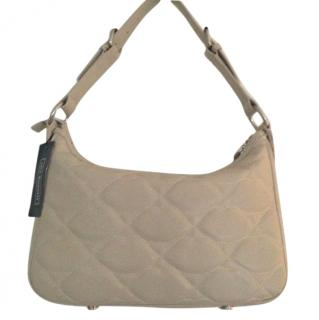 Lulu Guinness Quilted lips leather handag