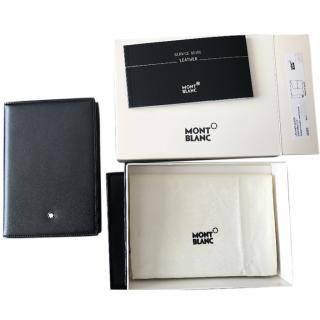 Mont Blanc Meisterstuck International Passport Holder