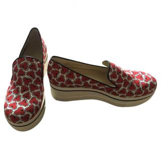 Stella McCartney platform loafers