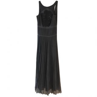 Tibi Silk Maxi Dress