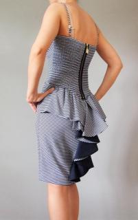 Manoush Striped Dress