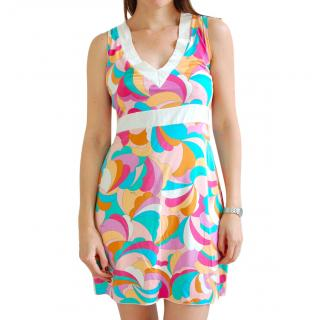 Emilio Pucci Multicoloured Summer Dress