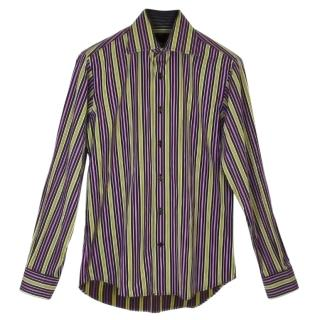 Etro Multicolour Striped Shirt