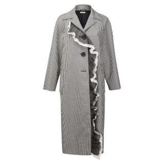 Miu Miu Printed Coat