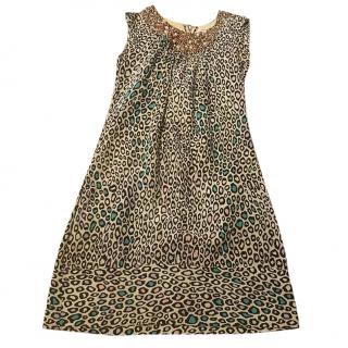 Matthew Williamson Printed Dress Size S