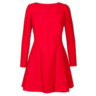 Miu Miu Red Dress