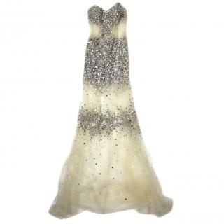 Jovani Couture Gown