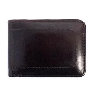 Louis Vuitton Dark Brown Leather Wallet