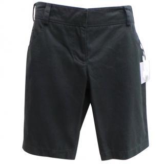 Vera Wang Lavender Label navy shorts