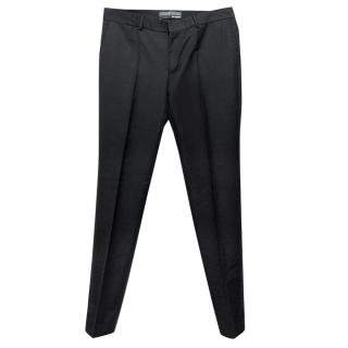 The Kooples Mens Black Trousers
