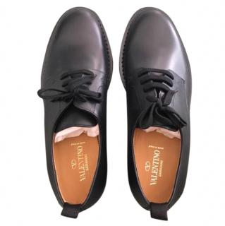 Valentino Black Brogues