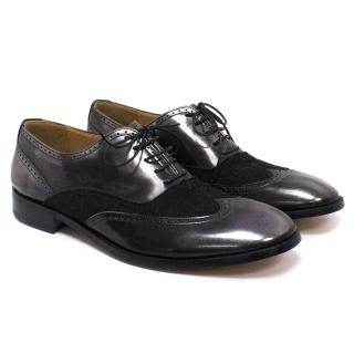 Maison Martin Margieia Metallic Leather Brogues
