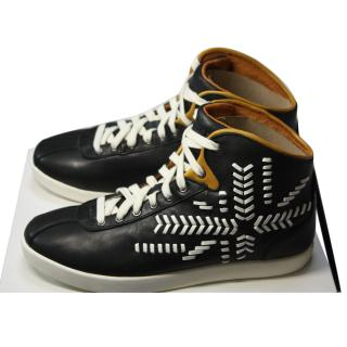 Alexander McQueen for Puma leather trainers IT 39