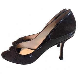 Jimmy Choo Brown Heeled Shoes