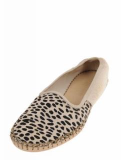 Vanessa Mooney Cheetah Moccasins