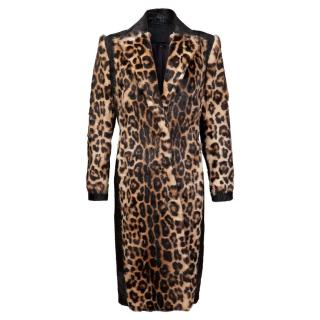 Tom Ford Rabbit Fur Coat