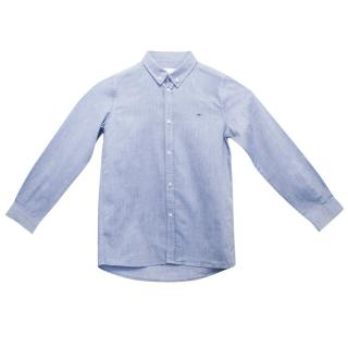 Marie Chantal Boys Blue shirt