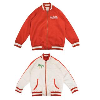 Stella McCartney Kids Reversible Bomber Jacket
