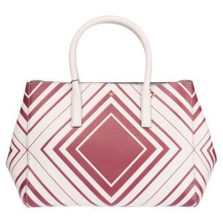 Anya Hindmarch Geometric Print Handbag