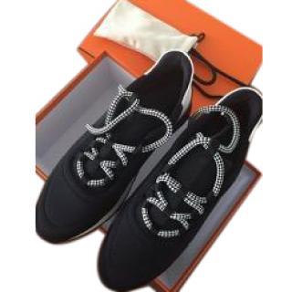 Hermes Miles Sneakers
