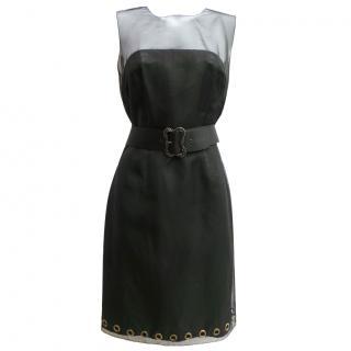 Vera Wang Lavender Label black dress