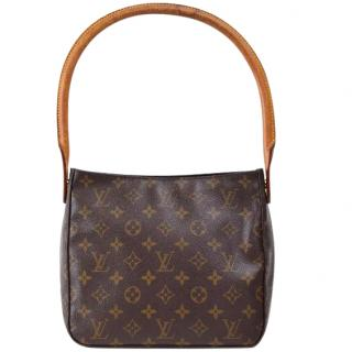 Louis Vuitton Looping M51146 Monogram Tote Bag 10408