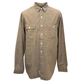 Polo Ralph Lauren Mens Brown Shirt
