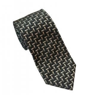 Massimo Bizzocchi 100% Silk Tie