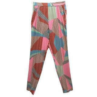 Paul & Joe Striped Trousers