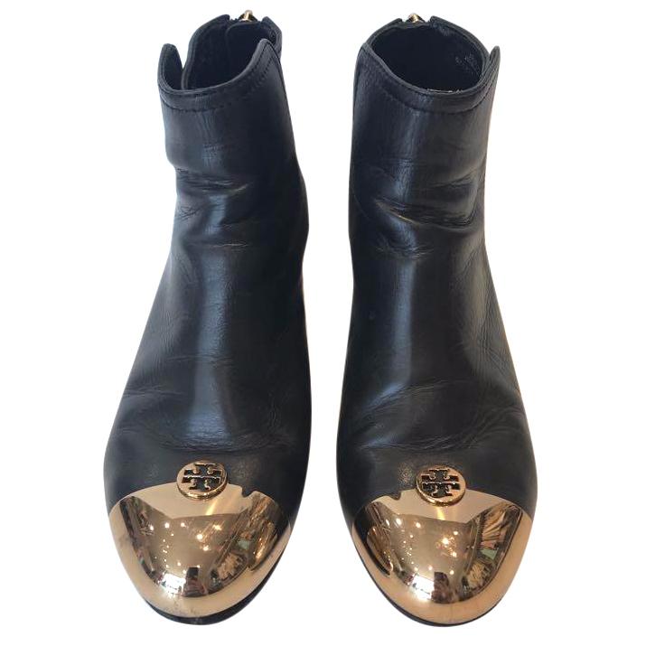 d5f2e3e85d5d Tory Burch Ankle Boots